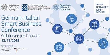 German-Italian Smart Business Conference biglietti