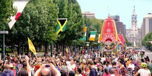 Philly Rathayatra Street Festival 2019
