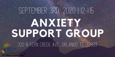 Anxiety Support Group