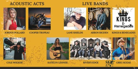 SCMA Saskatoon and the Longbranch Present Agros Back to School Showcase tickets