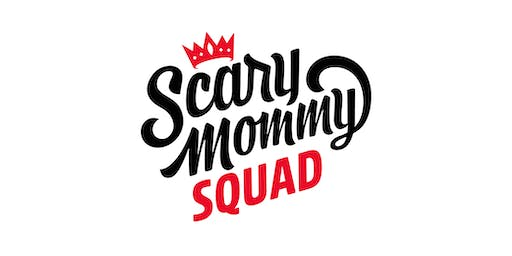 Scary Mommy Squad Boston - Scary Mommy Trunk or Treat