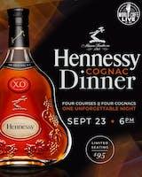 Hennessy Cognac Dinner