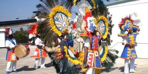 Junkanoo Parade at Caribé 2019
