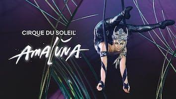 """Cirque du Soleil""'s AMALUNA"