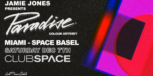 Paradise Miami (Space Basel Edition)