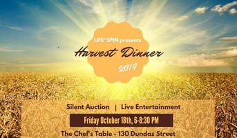 5th Annual Harvest Dinner