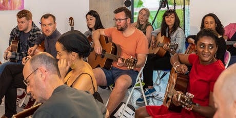 Joy of the Jam class with The Guitar Social during UNITY Arts Festival  tickets