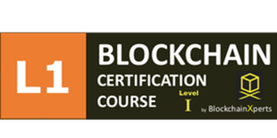 BlockchainXperts Certification (LEVELS 1 to 4)