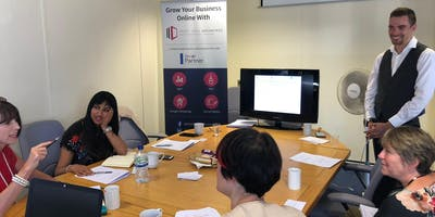 Basingstoke's - Half Day Interactive Digital Marketing Workshop - Hosted by Front Page Advantage
