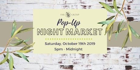 YGG Pop-Up Night Market tickets