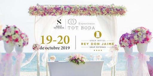 Tot Boda Castelldefels: Sáb.19 oct. de 11-21h y Dom. 20 oct. de 11-15h.