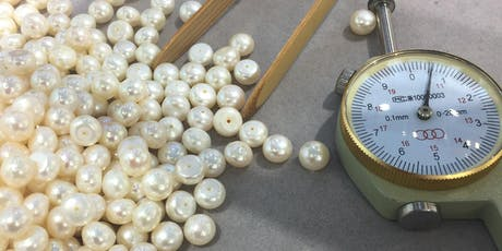 Pearl masterclass at The Jewellery Cut Live tickets