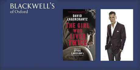 An Evening with David Lagercrantz tickets