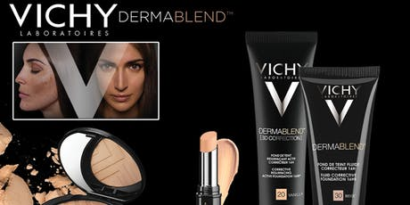 MAKE UP GRATUITO CON DERMABLEND by VICHY biglietti