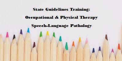 Special Education State Guidelines Training - Fargo