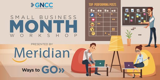 Small Business Month Lunch Workshop - Ways to Go
