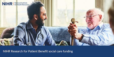 NIHR Research for Social Care Roadshow - London tickets