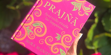 Prajna Book Launch and Sound Energy Healing tickets
