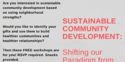 Asset Based Community Development Training