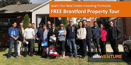 Brantford Region Property Tour - Sept. 21, 2019 tickets