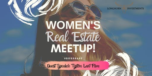 Women's Real Estate Meetup