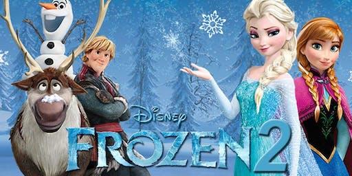 Frozen 2 Party Fawdon Gosforth St. Hugh's Church Hall 5pm