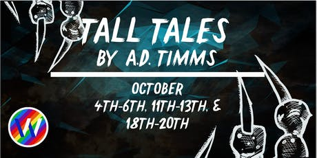 Tall Tales by A.D. Timms tickets