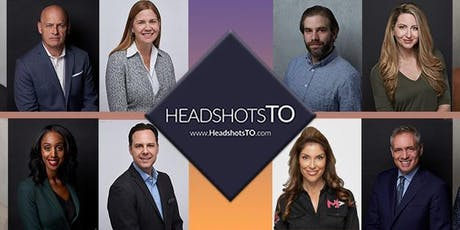 HeadshotsTO Pop-Up Headshot Event tickets