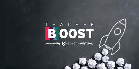 Muskegon Teacher Boost — Get Help Personalizing Your Classroom! tickets