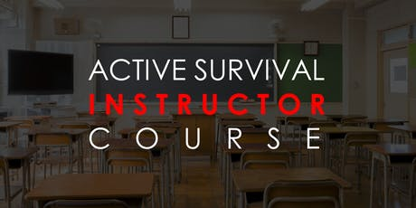 Active Survival Instructor Course tickets