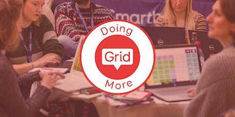 Doing More with Grid - Birmingham tickets