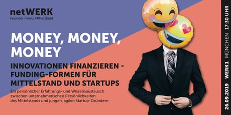 netWERK – FOUNDER MEETS MITTELSTAND Tickets