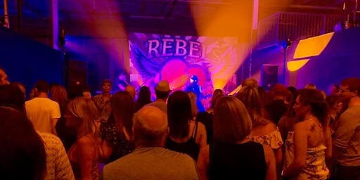 The Rebels at Soundcheck Studios