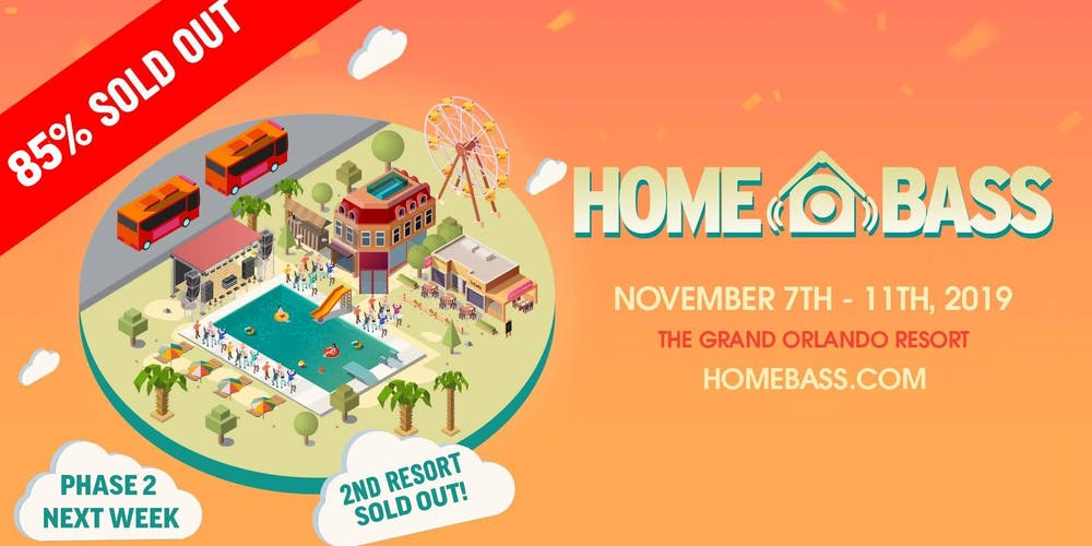HOME BASS Orlando Resort & Shuttle Packages Tickets, Thu