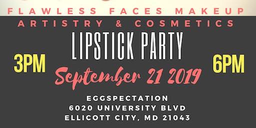 Lipstick Party