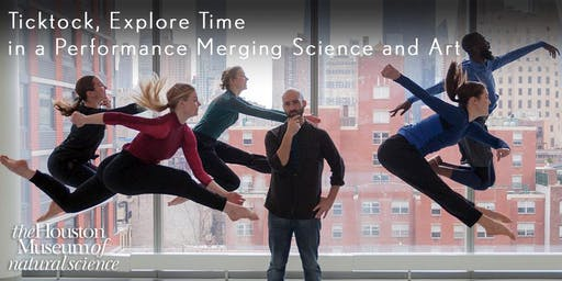 Ticktock, Explore Time in a Performance Merging Science and Art