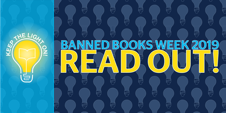 Banned Books Read Out! tickets