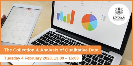 The Collection & Analysis of Qualitative Data  tickets
