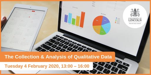 The Collection & Analysis of Qualitative Data