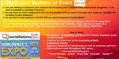 Small Business Branding and Marketing Opportunity tickets