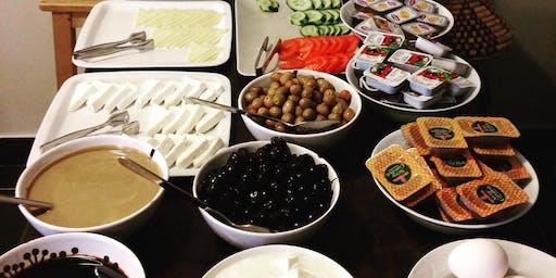 The London Turkish Meetup September Brunch