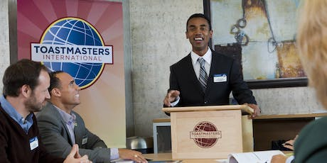 Find Your Voice with Toastmasters! Join us for an Open House in Norwood. tickets