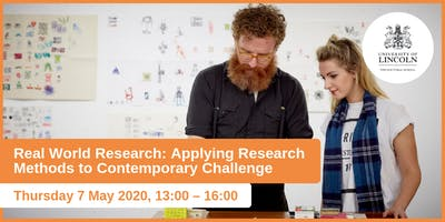 Real World Research: Applying Research Methods to Contemporary Challenge