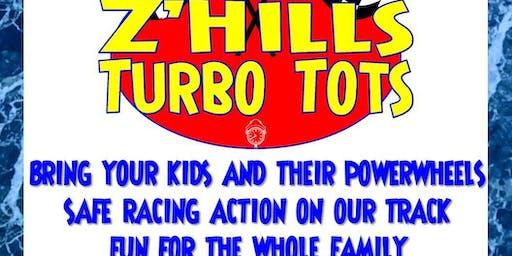 Inaugural Z'Hills Turbo Tots Race