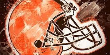 Cleveland Browns &                    All-You-Can-Eat Lobster & Clambake! tickets