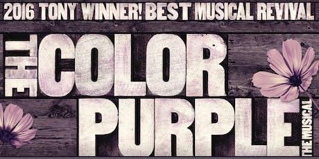 Emerald Goes Purple: The Color Purple Scholarship Fundraiser tickets