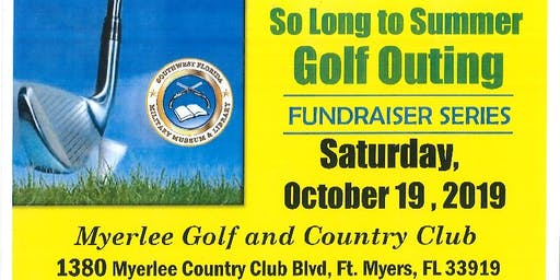 2nd Annual So Long to Summer Golf Outing
