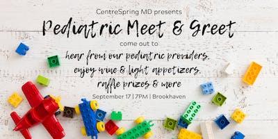 Pediatric Meet & Greet