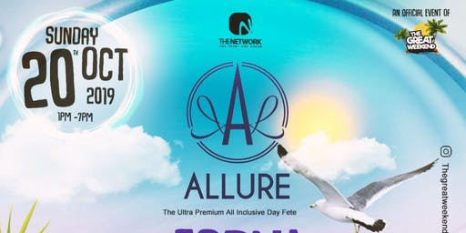 ALLURE Beach Party - The Great Weekend