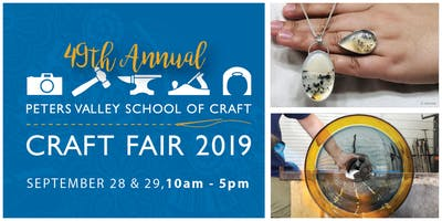 49th Annual Peters Valley Craft Fair